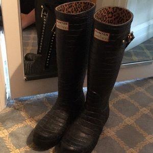 Hunter rain boots jimmy choos addition.